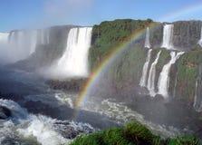 Quedas de Iguasu Foto de Stock Royalty Free