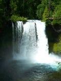 Quedas de Koosah, Oregon Imagem de Stock Royalty Free