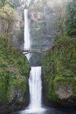 Quedas de Multnomah, Oregon imagem de stock