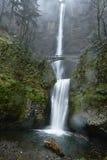Quedas de Muttnomah, Oregon Imagem de Stock