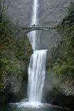 Quedas de Muttnomah, Oregon Foto de Stock Royalty Free