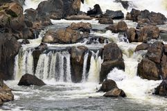 Quedas de Potomac Fotografia de Stock