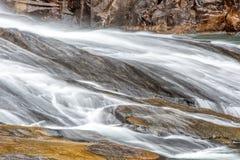 Quedas de Tallulah Gorge State Park Hurricane Imagem de Stock