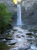Quedas de Taughannock, Ithaca, NY Imagens de Stock