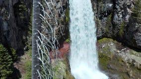 Quedas de Tumalo 05-24-19 video estoque