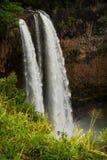Quedas de Wailua Fotografia de Stock Royalty Free