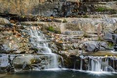 Quedas desânimos, Giles County, Virgínia, EUA Imagens de Stock