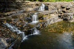 Quedas desânimos, Giles County, Virgínia, EUA Imagem de Stock Royalty Free