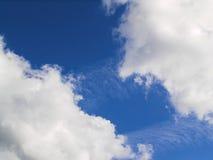 Quedas do céu Imagem de Stock