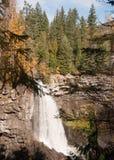 Quedas do lago Canim Fotografia de Stock Royalty Free