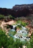 Quedas do Navajo Imagens de Stock