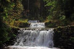 Quedas do rio Fotografia de Stock