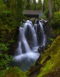 Quedas do rio do paraíso Imagens de Stock Royalty Free