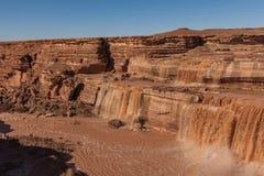 Quedas grandes cênicos o Arizona Fotos de Stock Royalty Free
