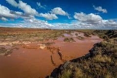 Quedas grandes o Arizona Imagem de Stock