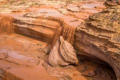 Quedas grandes o Arizona Fotografia de Stock Royalty Free