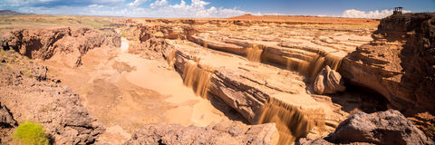 Quedas grandes o Arizona Imagens de Stock Royalty Free