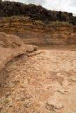 Quedas grandes secas o Arizona Imagens de Stock Royalty Free