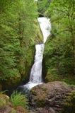 Quedas nupciais do véu, Oregon Imagem de Stock Royalty Free