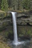 Quedas sul nas quedas de prata parque estadual, Oregon Foto de Stock