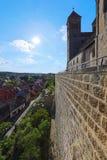 Quedlinbourg Photos libres de droits