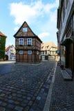 Quedlinbourg Photographie stock libre de droits
