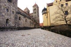 Quedlinbourg, Allemagne Image stock