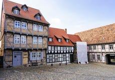 Quedlinbourg, Allemagne Images stock