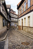 Quedlinbourg, Allemagne Photographie stock
