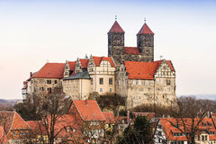 Quedlinbourg, Allemagne Photos stock