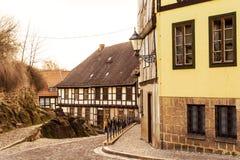 Quedlinbourg, Allemagne Photos libres de droits