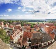 Quedlinbourg, Allemagne Photo stock
