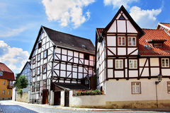 Quedlinburg Stock Photo
