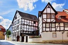 Quedlinburg Stock Photo