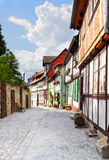 Quedlinburg Royalty Free Stock Photography