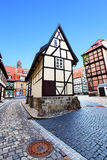 Quedlinburg Royalty Free Stock Photo