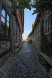 Quedlinburg Στοκ Εικόνα