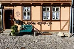 Quedlinburg Στοκ Φωτογραφία