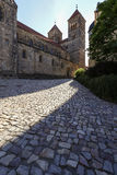 Quedlinburg Στοκ εικόνα με δικαίωμα ελεύθερης χρήσης