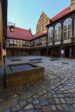 Quedlinburg fotografia de stock
