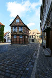 Quedlinburg fotografia de stock royalty free
