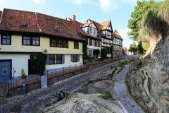 Quedlinburg imagens de stock