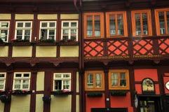 Quedlinburg Foto de Stock