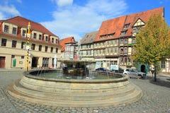 Quedlinburg Obraz Royalty Free
