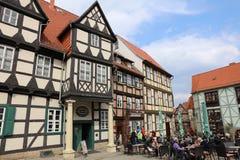 Quedlinburg Imágenes de archivo libres de regalías