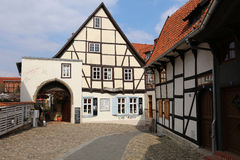 Quedlinburg Obraz Stock