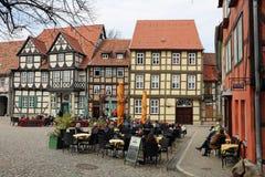 Quedlinburg Imagenes de archivo