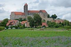 Quedlinburg, Alemanha Foto de Stock Royalty Free