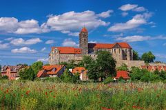 Quedlinburg Royalty Free Stock Image