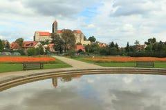 Quedlinburg castle Royalty Free Stock Photo